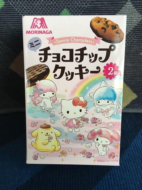 サンリオキャラクター ミニチョコチップクッキー