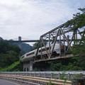 Photos: s3972_特急草津2号_川原湯温泉駅東側