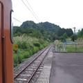 Photos: s4094_大前駅ホームと線路終端側