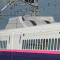 写真: '14 8/19 E2系J8編成試運転-9