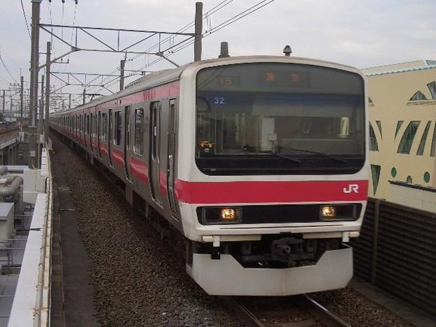 京葉線 普通東京行 CIMG8560