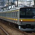 Photos: 南武線 普通川崎行 RIMG2203