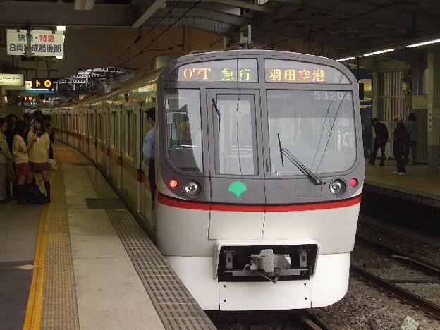 京急空港線 急行羽田空港行 CIMG7354