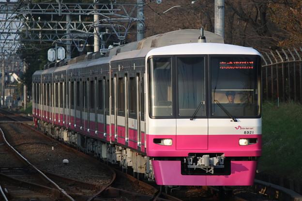新京成8900形 8928F(新塗装)