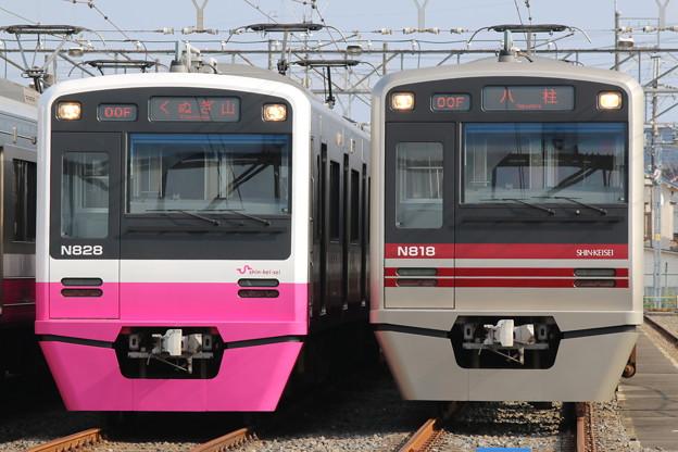 新京成N800形 N828・N818F