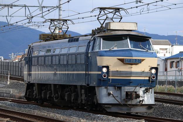 EF66 27(原色)