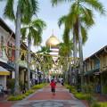 写真: Bussorah St. Singapore