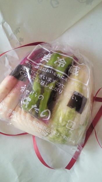頂きましたー!白菜・日の菜・白かぶ・からし菜…今夜は漬物祭り \(^O...