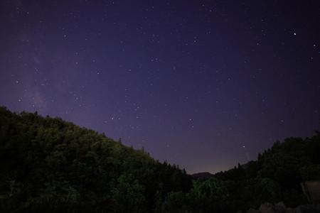 初めての星撮影