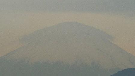 091105-富士山 笠雲 (2)