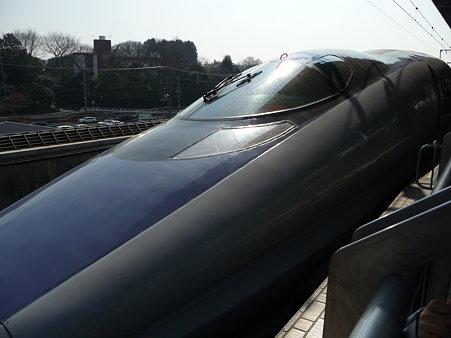 100224-新幹線 新横500下り出発 (2)