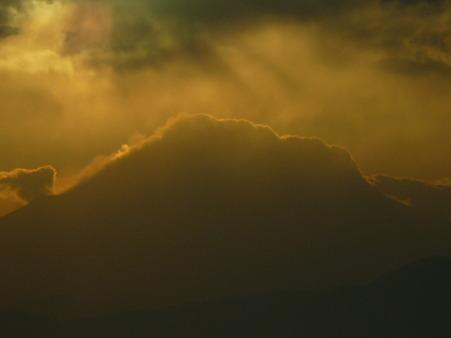 100310-富士山と夕陽 (19)