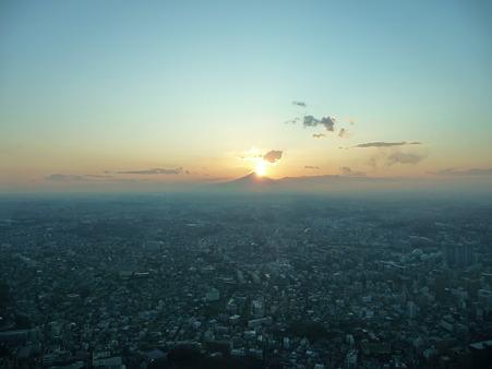 100310-富士山と夕陽 (71)