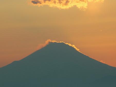 100310-富士山と夕陽 (96)