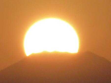 100311-富士山と夕陽 (29)