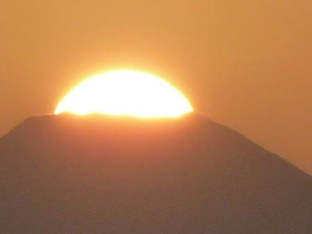 100311-富士山と夕陽 (36)