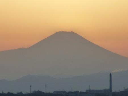 100311-富士山と夕陽 (45)