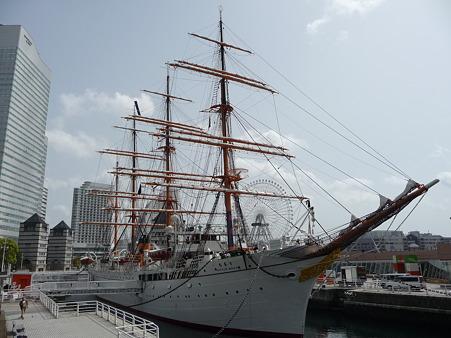 100429-日本丸 総帆展帆-2