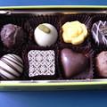 写真: モロゾフチョコレート