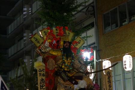 2014年 博多祇園山笠 追い山 写真 (40)