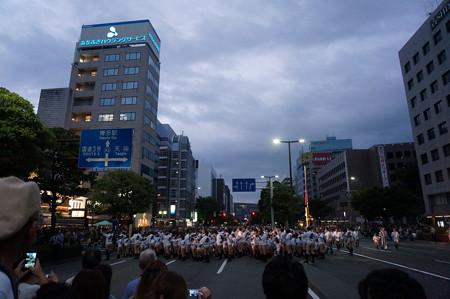 2014年 博多祇園山笠 追い山 写真 (68)