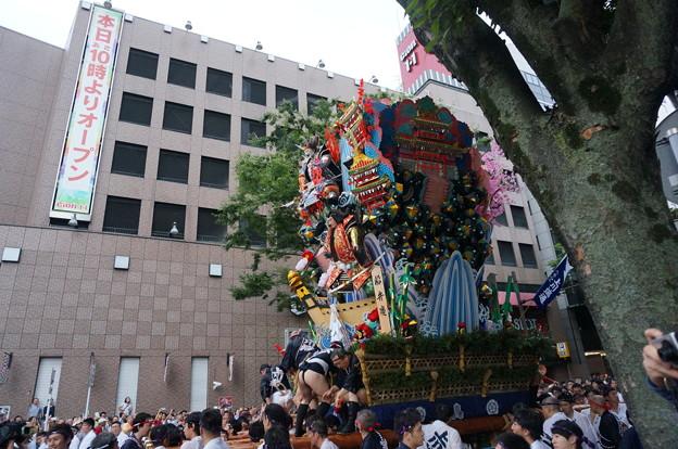 2014年 博多祇園山笠 追い山 写真 (84)