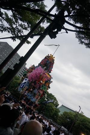 2014年 博多祇園山笠 追い山 写真 (91)