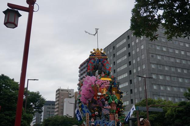2014年 博多祇園山笠 追い山 写真 (92)