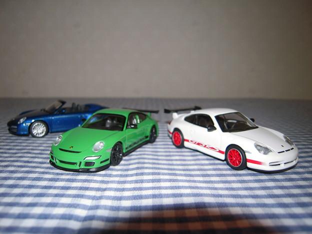 3Cars PORSCHE 911