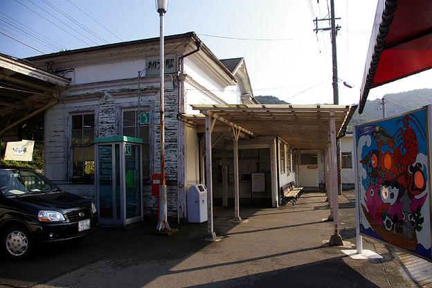 南海・加太線、加太駅