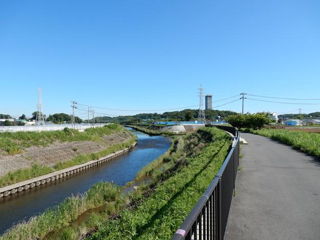 境川から宇田川へ
