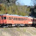 いすみ鉄道 101D キハ52 125 + キハ28 2346