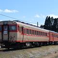いすみ鉄道 102D キハ28 2346 + キハ52 125