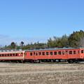 いすみ鉄道 103D キハ52 125 + キハ28 2346
