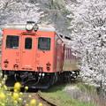 いすみ鉄道 普通列車 513D (キハ52 125 + キハ28 2346)