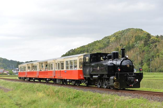 小湊鐵道 里山トロッコ3号