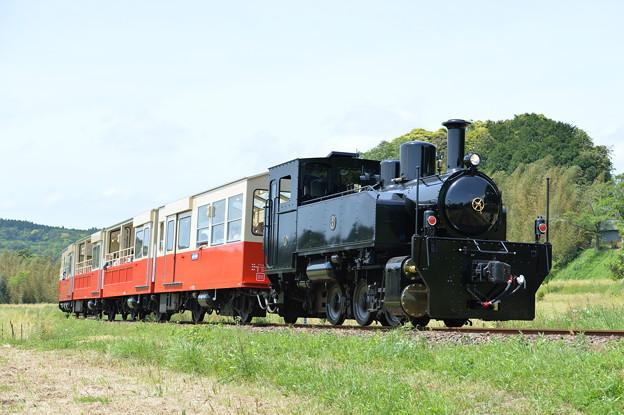 Photos: 小湊鐵道 里山トロッコ3号