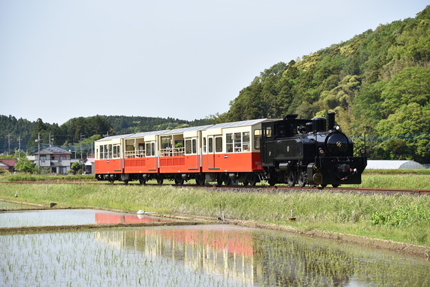 小湊鐵道 里山トロッコ5号