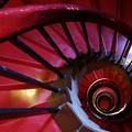 写真: 緋色の螺旋