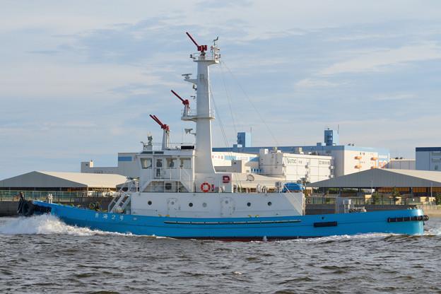 民間消防船 青海2号 -1
