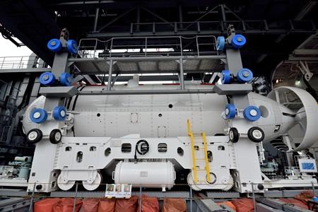 海上自衛隊 潜水艦救難艦 ちはや -2