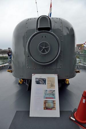 海上自衛隊 訓練支援艦 くろべ -3