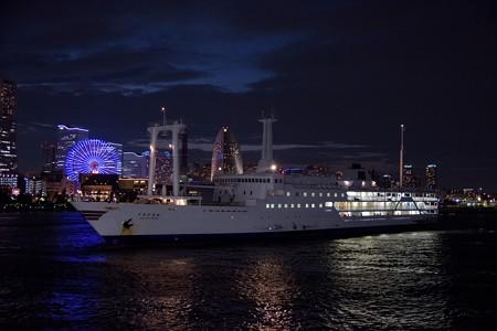 東京湾夜景航路-1