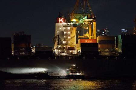 東京湾夜景航路-33