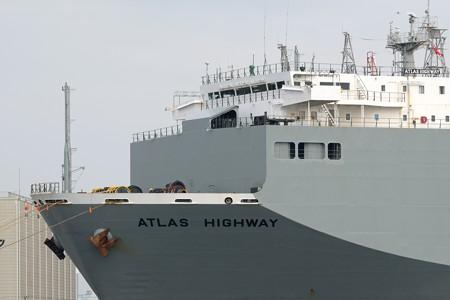ATLAS HIGHWAY -2