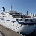 Photos: World Odyssey 横浜初入港 -2