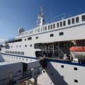 写真: World Odyssey 横浜初入港 -4