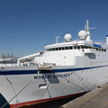 Photos: World Odyssey 横浜初入港 -7