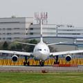 A340のお顔