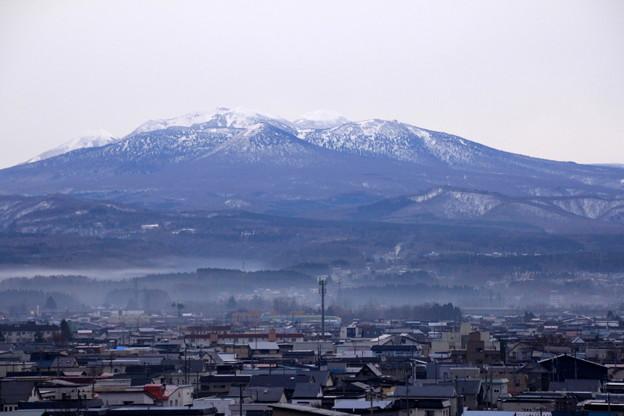 雪の八甲田山-2